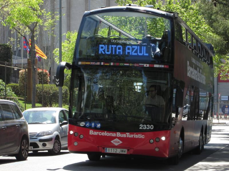 Barcelona City Tour & Barcelona Bus Turistic Img_0012