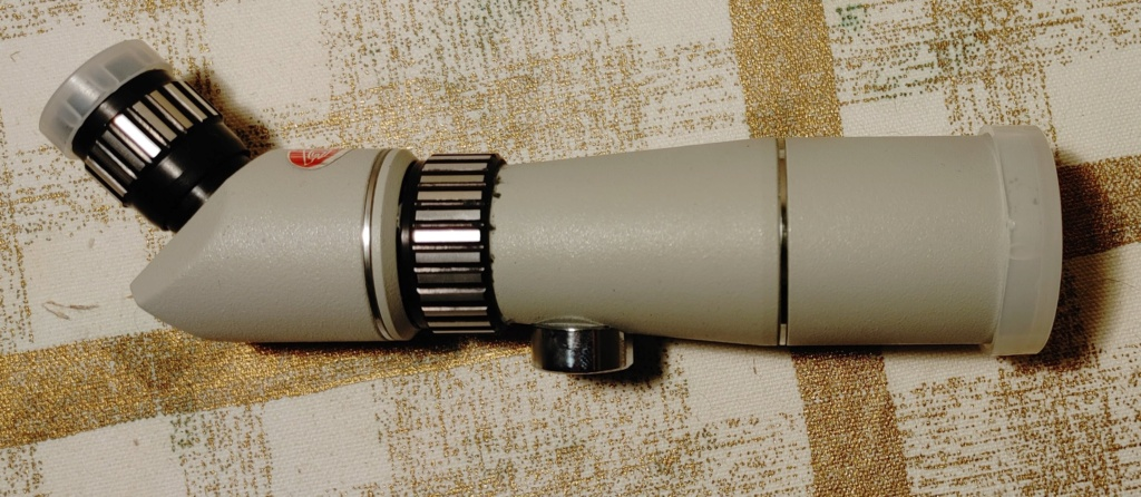 SOLD: Like New NG 20x33 Spotting Scope $230 Shipped to CONUS 20201214