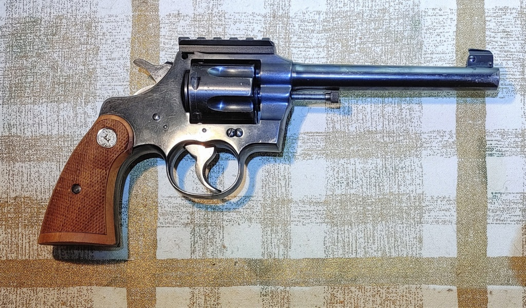 WITHDRAWN:Colt Officers Model .38 Sp Revolver - Second Issue Colt_o12