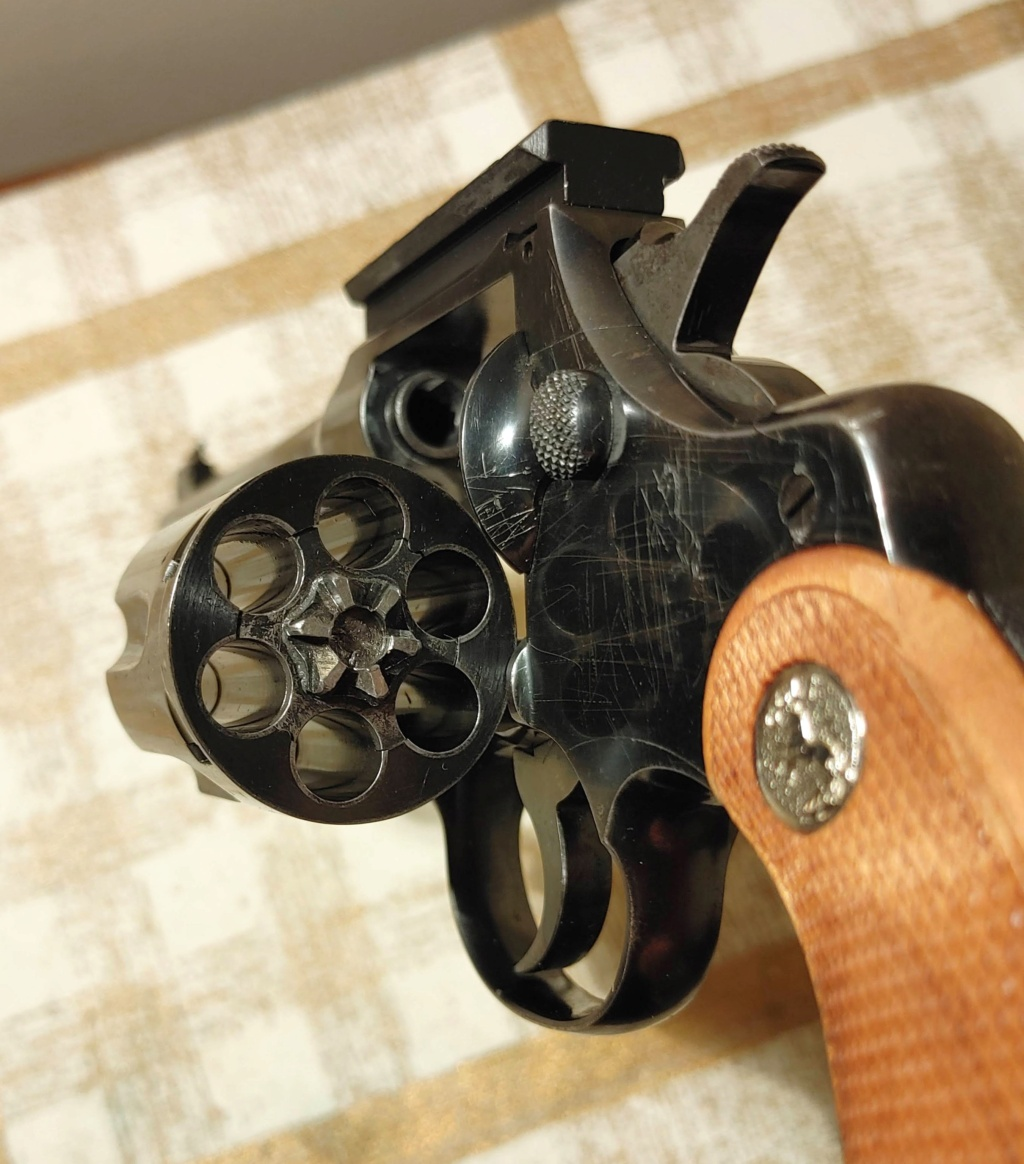 WITHDRAWN:Colt Officers Model .38 Sp Revolver - Second Issue Colt_o13