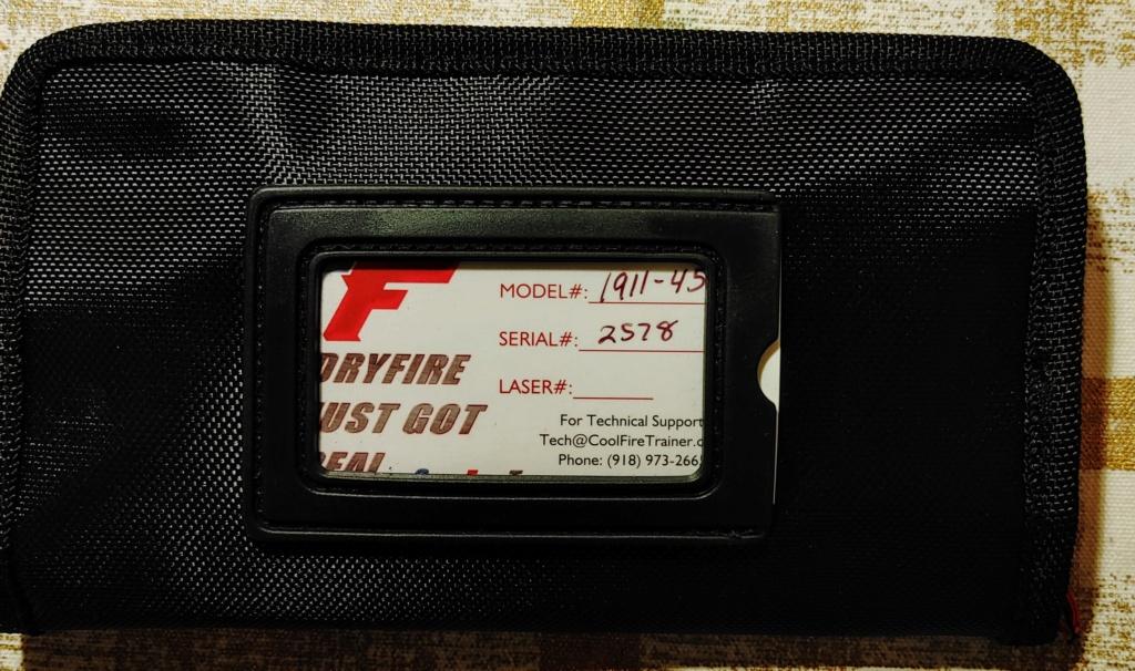 SOLD: CoolFire Trainer for 1911 pistol (no laser) Coolfi10