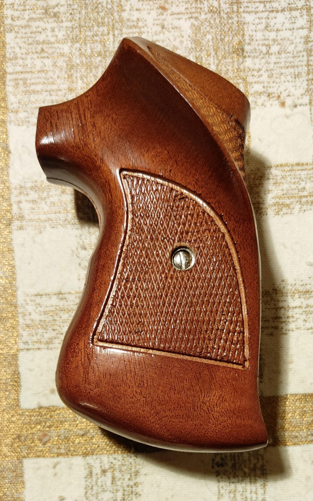 WITHDRAWN:Colt Officers Model .38 Sp Revolver - Second Issue Grips_20