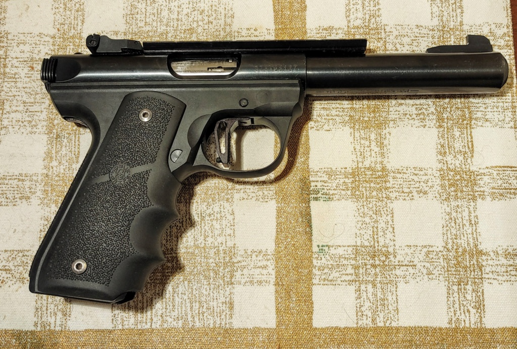 SPF: Ruger 22/45 MKIII Target with Volquartsen and Tandemkross Upgrades and Extras Ruger_10