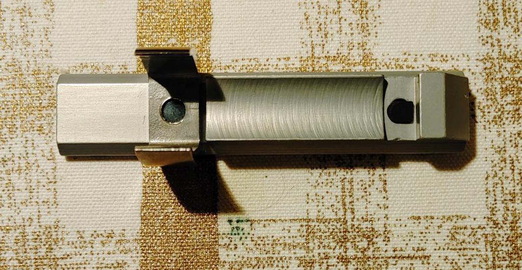 SOLD: Weaver Scope Mount #307s for S&W K/L Revolvers - LNIB Weaver13
