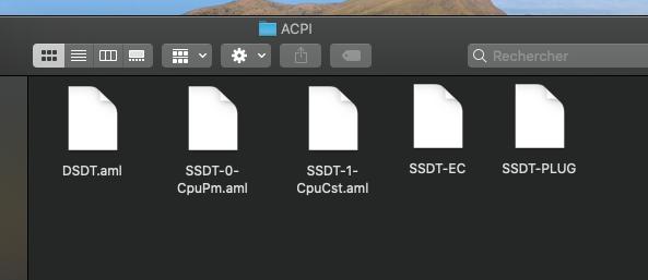 Problème au début de l'installation Big Sur  sur mon PC Captur21