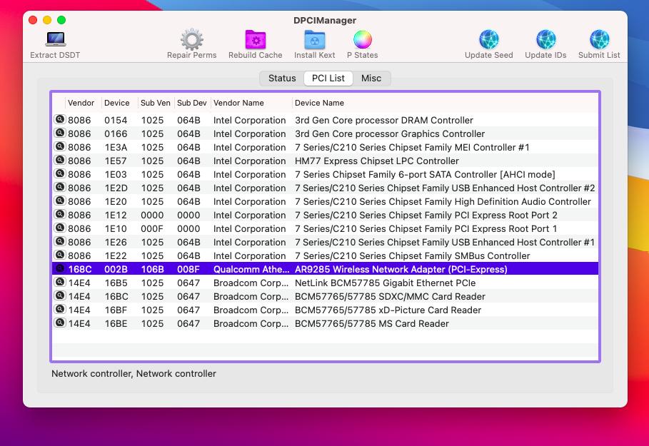 problème réseau sur.  MacOS Big Sur - Page 2 Captur23