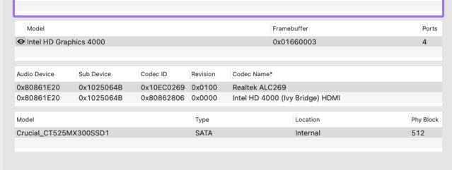 carte  réseau Acer (Aspire E1-571) Captur34