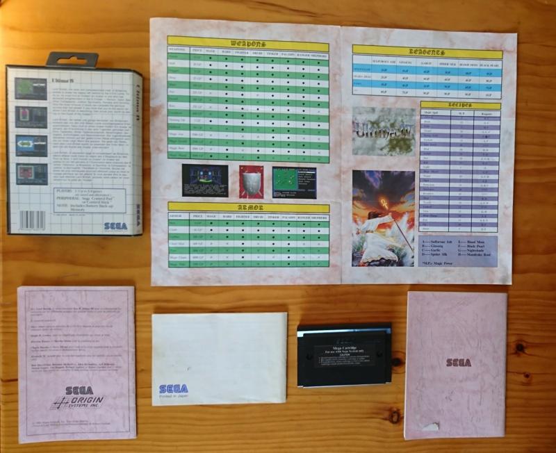 [VENDU] Ultima IV complet en tres bon etat sur Master System Dsc_0620