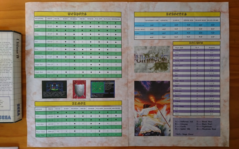 [VENDU] Ultima IV complet en tres bon etat sur Master System Dsc_0628