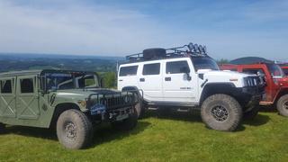 Photos & vidéos Rallye Hummerbox 1/2/3 Juin 2018 à Egletons en Corrèze - Page 2 20180613