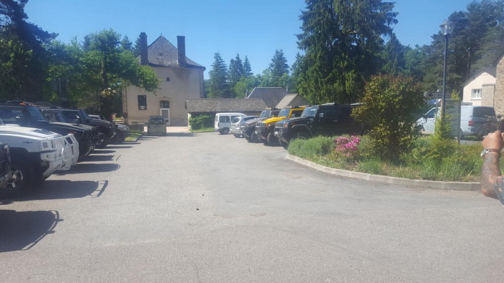 Photos & vidéos du Rallye Hummerbox 7 ème édition Juin 2019 en Corrèze(19300) 20190616