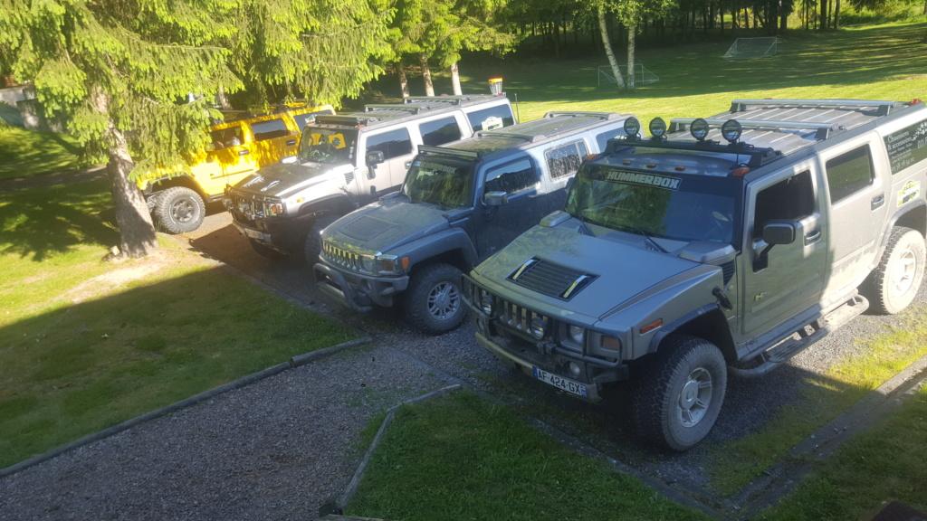 Photos & vidéos du Rallye Hummerbox 7 ème édition Juin 2019 en Corrèze(19300) 20190618