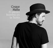 NUEVO ÁLBUM DE COQUE MALLA. Portad35