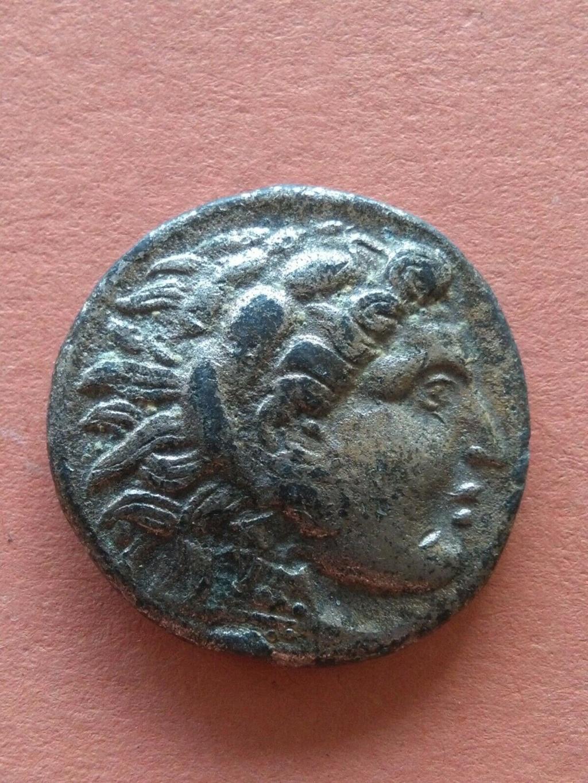 Reproducción actual de un tetradracma de Alexandro III de Macedonia S-l16010