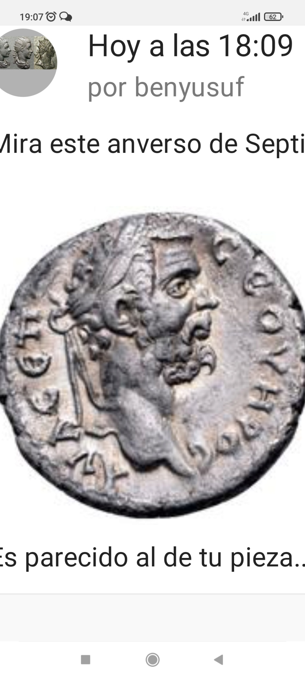 AR16 de Septimio Severo. Cesarea Screen33