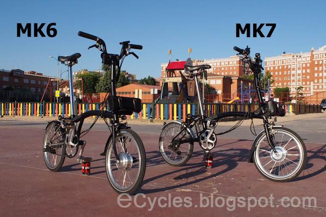 Brompton eléctrica de Ecycles Mk6vsm10