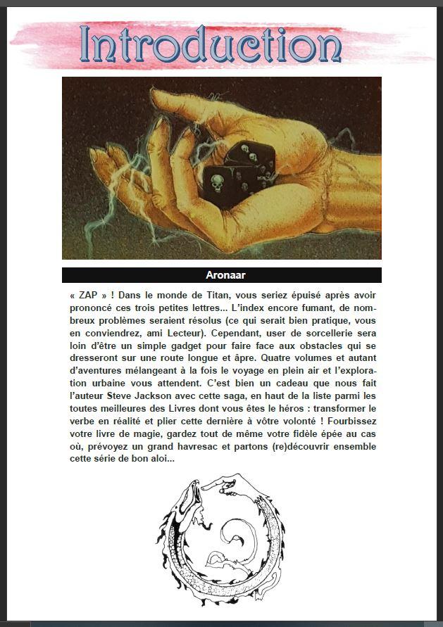 Le Marteau & L'Enclume : nouvelles sorties - Page 2 Intro10