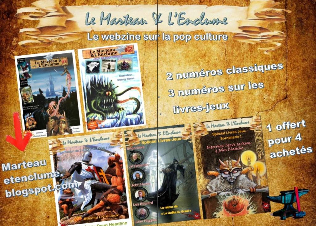 Le Marteau & L'Enclume : nouvelles sorties - Page 3 Pub10
