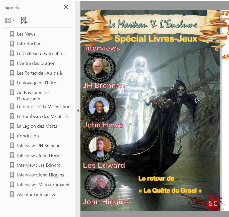 Le Marteau & L'Enclume : nouvelles sorties - Page 2 Sommai10