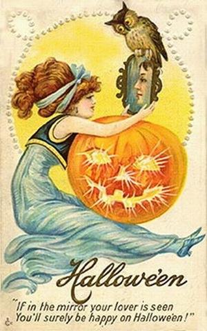 Halloween. - Página 3 Vintag10