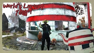 Fallout 76 BETA screenshots 10-28-12