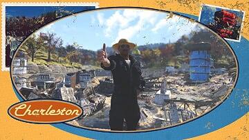 Fallout 76 BETA screenshots 10-28-13
