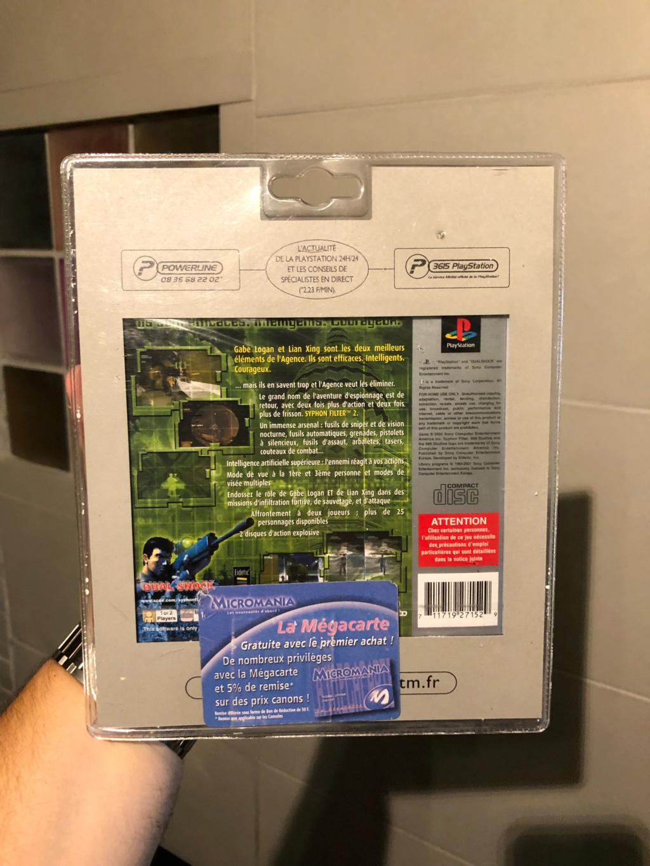 [ECH] Syphon Filter 2 Platinum sous blister Image_11