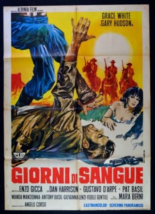 Giorni di sangue (inédit) - 1968 - Enzo Gicca  Giorni12