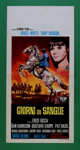 Giorni di sangue (inédit) - 1968 - Enzo Gicca  Giorni13