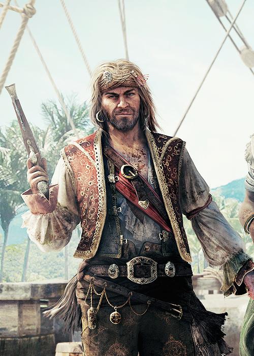 Edward Courtemèche, pirate grand amoureux des flingues Edward11