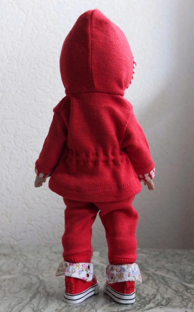Un petit chaperon rouge... et de deux ! MAJ 301219 p. 2 Chaper10