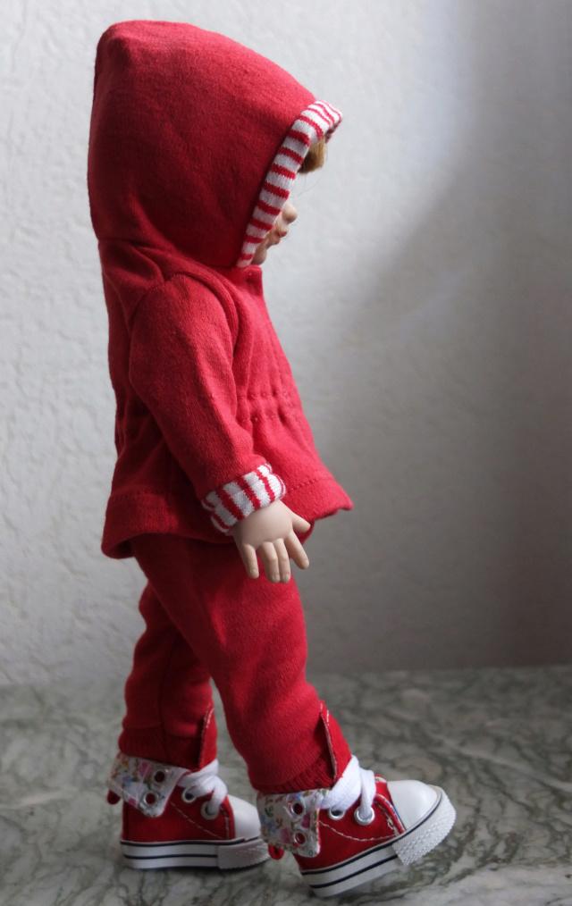 Un petit chaperon rouge... et de deux ! MAJ 301219 p. 2 Chaper11