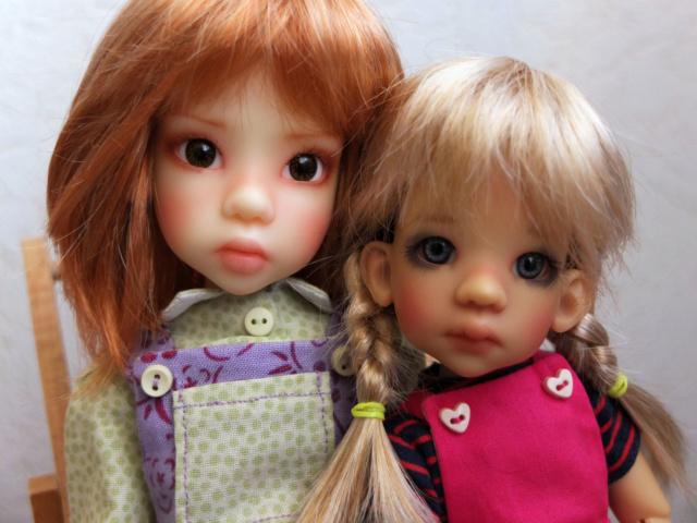 Mini Hope et Tiny Talyssa chez Ciska Hopeta12