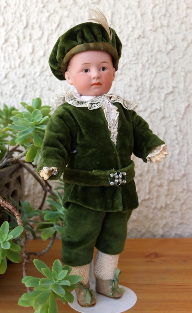 Ceddie, mon petit Lord Fauntleroy Gebruder-Heubach Petitl13