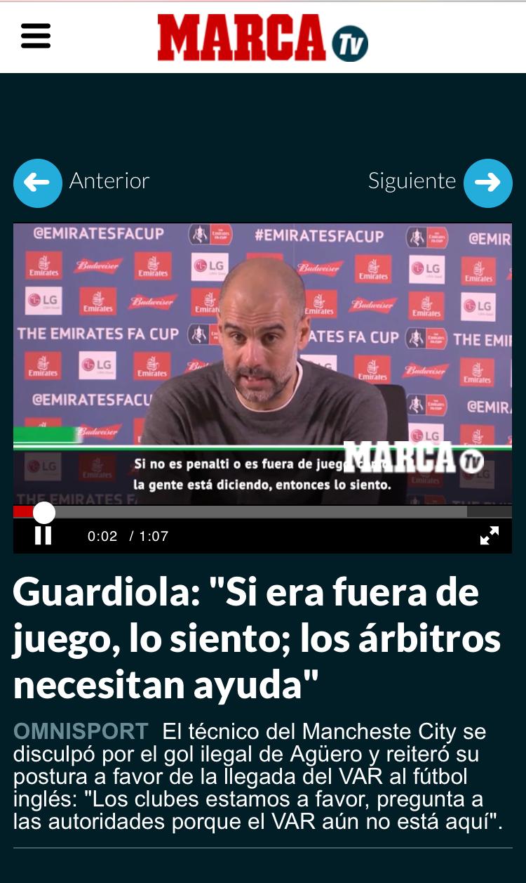 "Pep Guardiola: ""I am for fair football, for fair decisions"" I'm sorry - Página 4 Fbb2fb10"