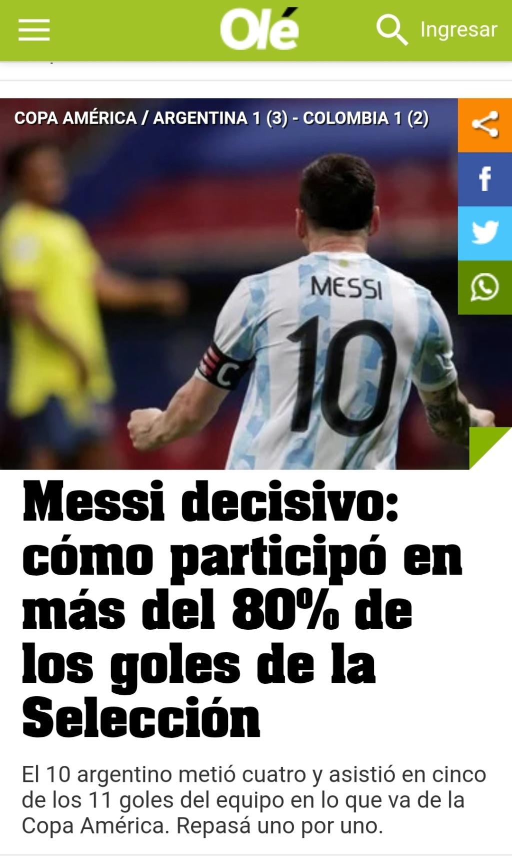 Vamos, vamos, Argentina. Esa Copa linda y deseada - Página 12 Scree195