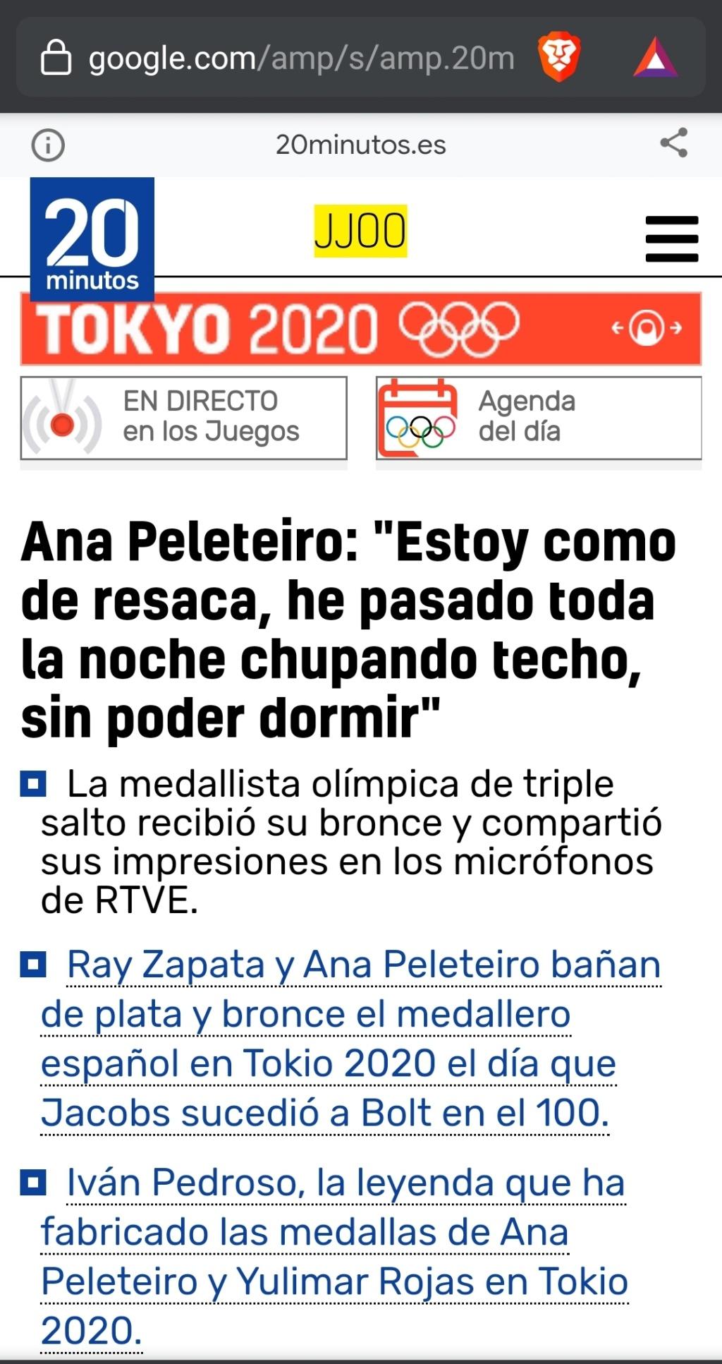 Juegos Olímpicos Tokio 2020  - Página 3 Scree211