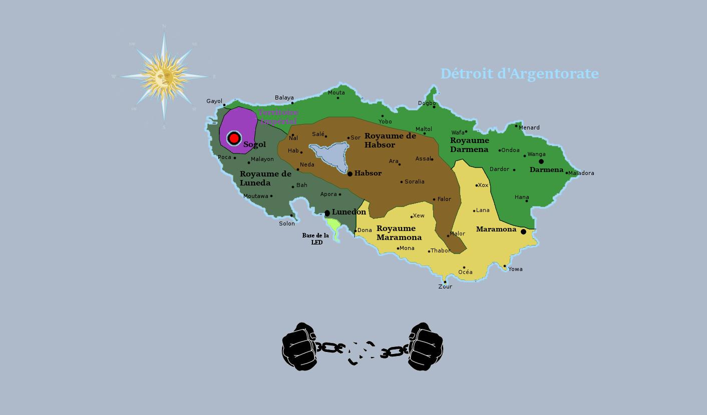 Empire du Gwangua Essais12