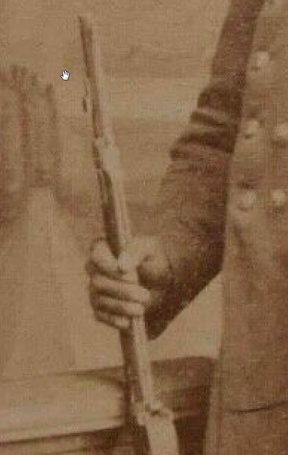 Identification fusil de la défense nationale 1870-1871 2019-011