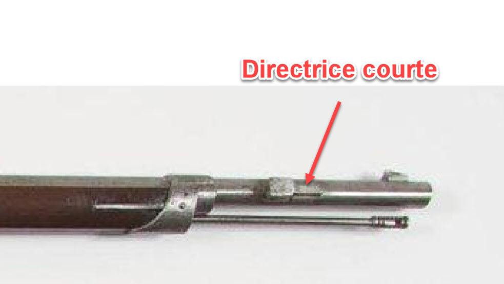 Identification fusil de la défense nationale 1870-1871 2019-013