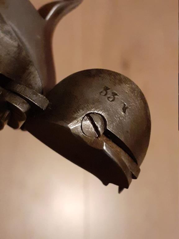 Lefaucheux type 1854 1858 civil 20210116