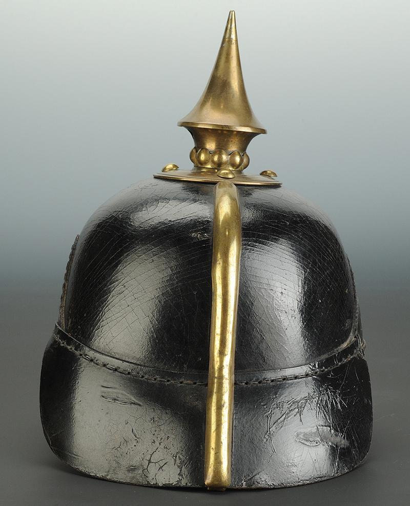 Casque à pointe 1857 -1860 Produi25