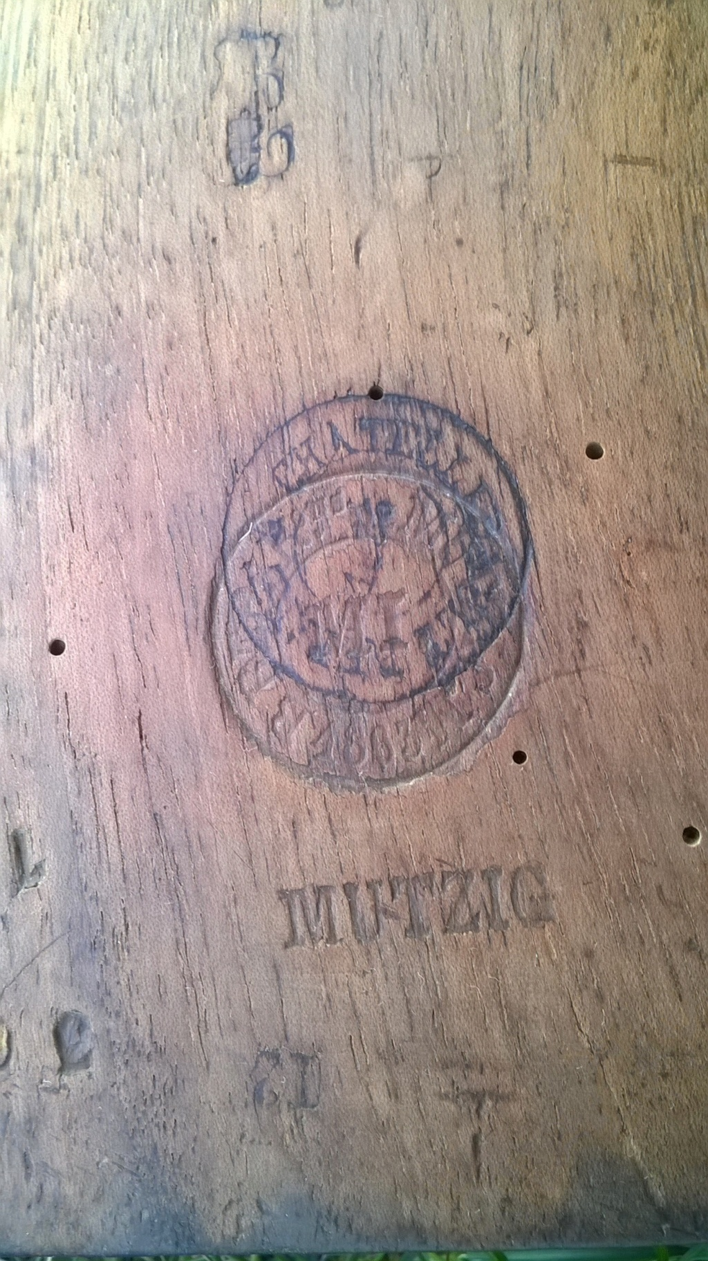 Fusil 1822 T Bis sorti de grenier Wp_20132