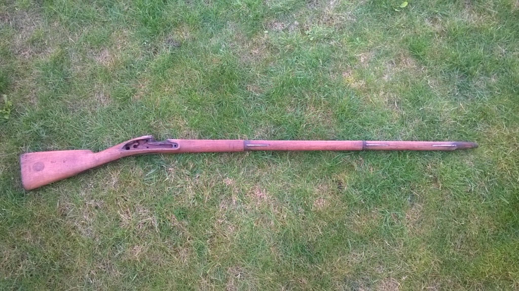 Fusil 1822 T Bis sorti de grenier Wp_20133