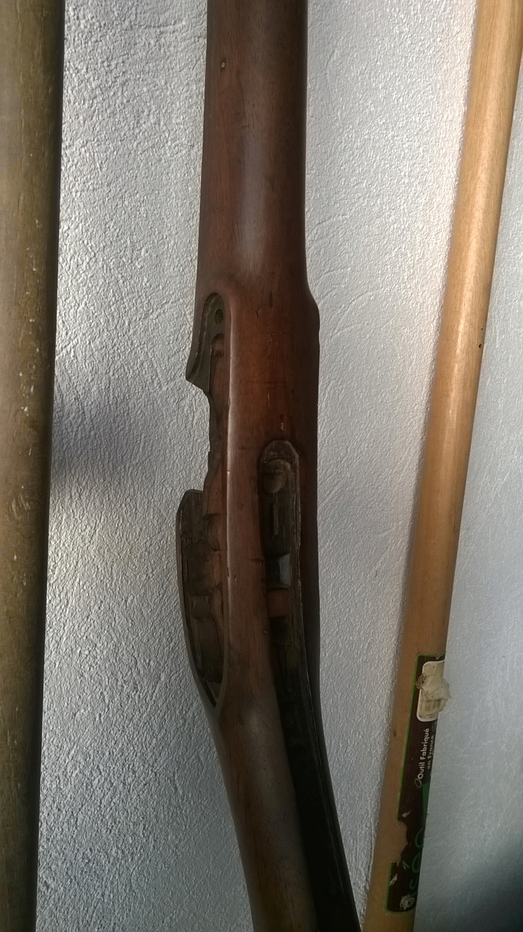 Fusil 1822 T Bis sorti de grenier Wp_20139