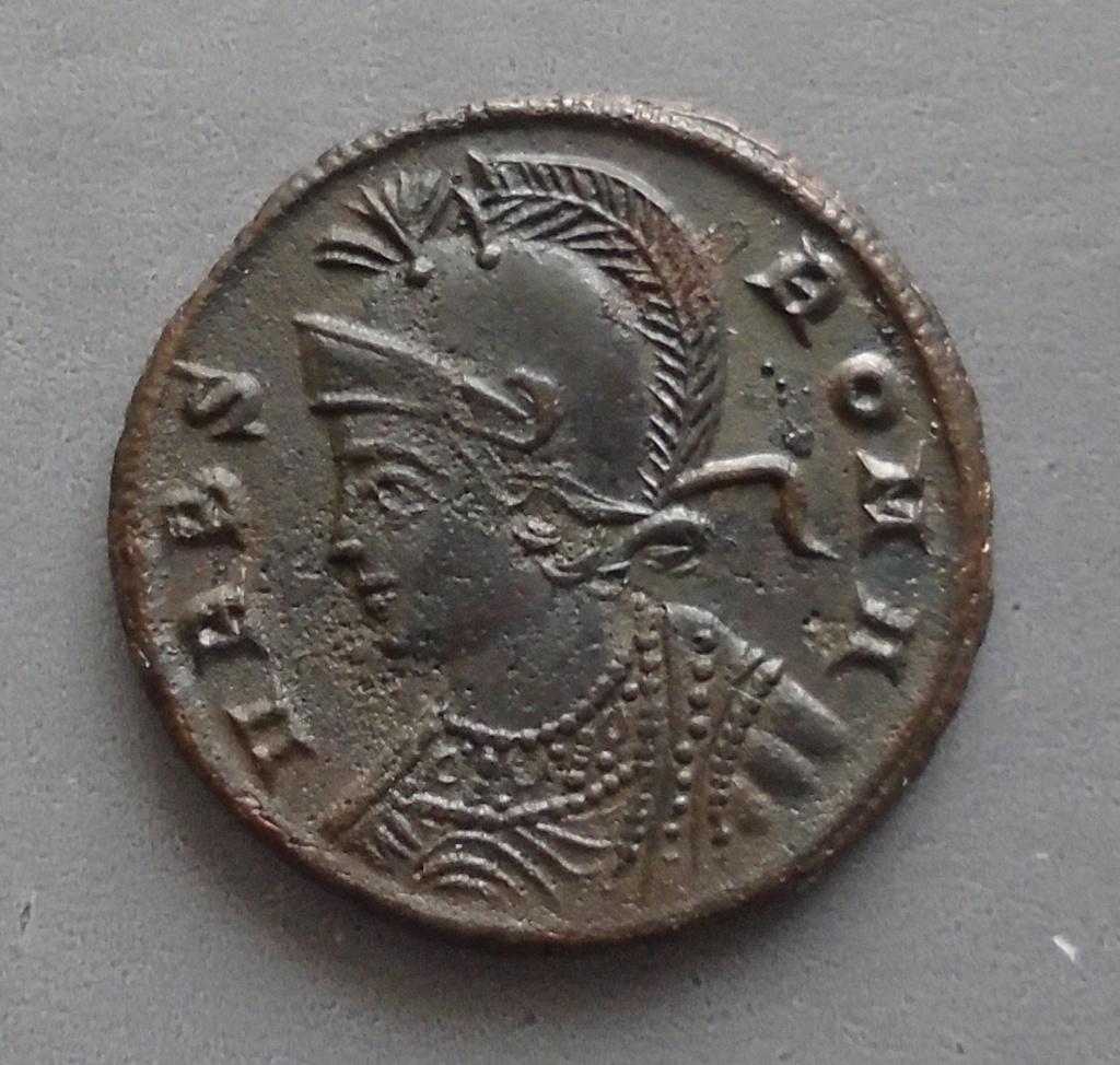 Nummus Rome (Siscia) Urbs_r10