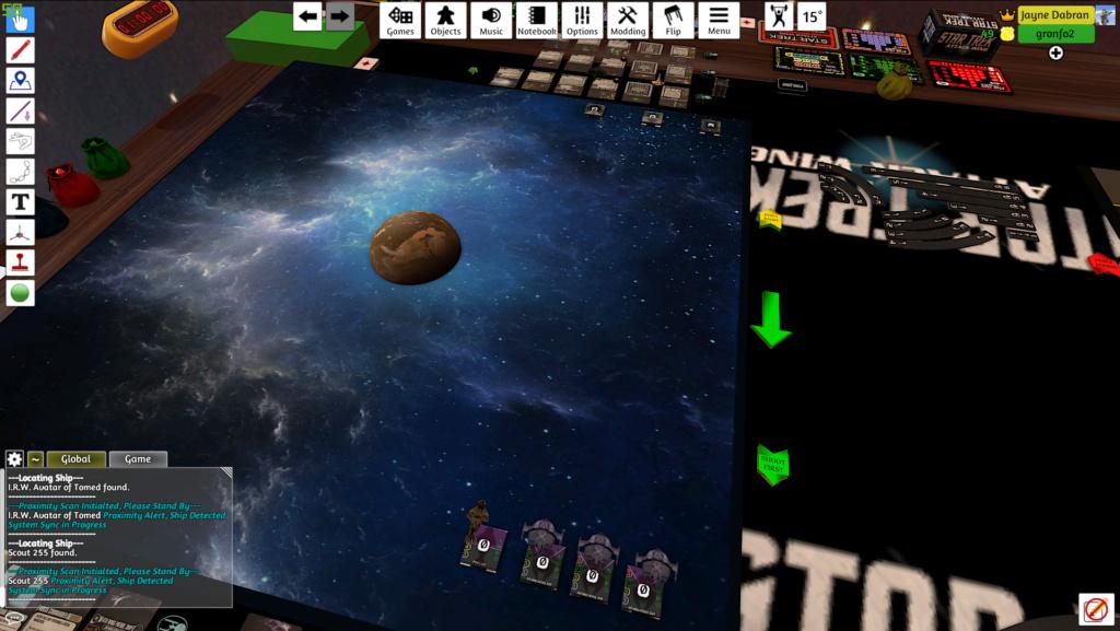 Borg {The Bord King} vs. Dominion {Jayne Dabran} 110