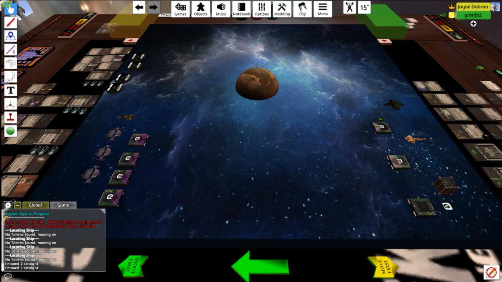 Borg {The Bord King} vs. Dominion {Jayne Dabran} 211