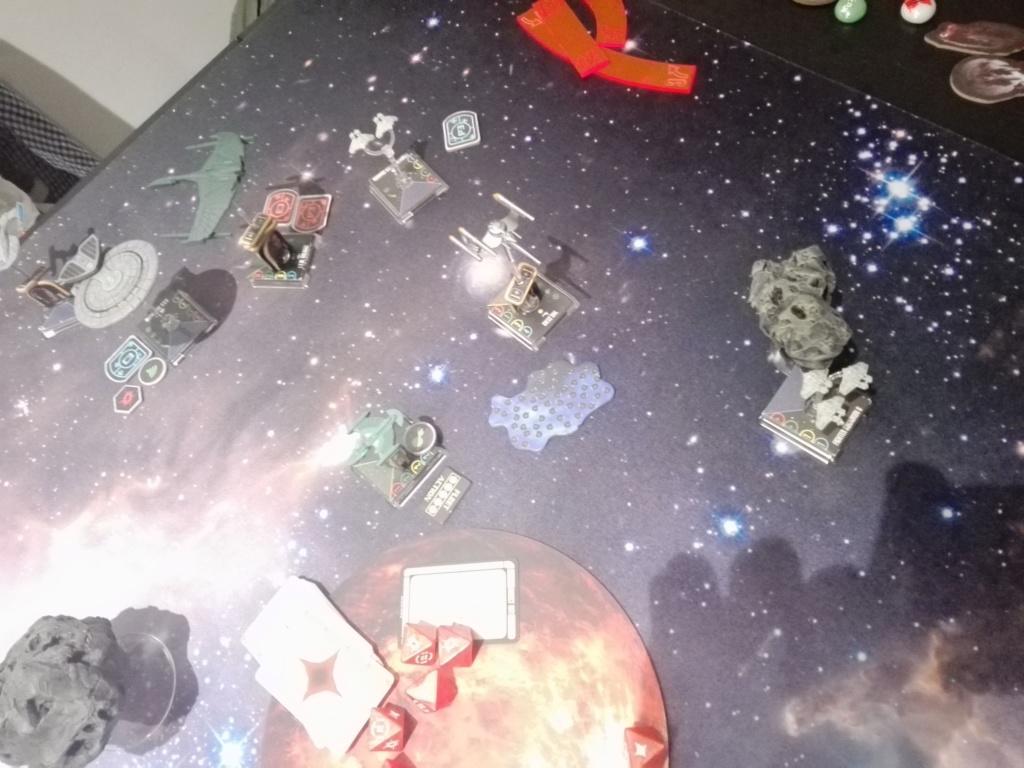 Gorn und Romulaner vs Föderation [150 Punkte] Img_2027