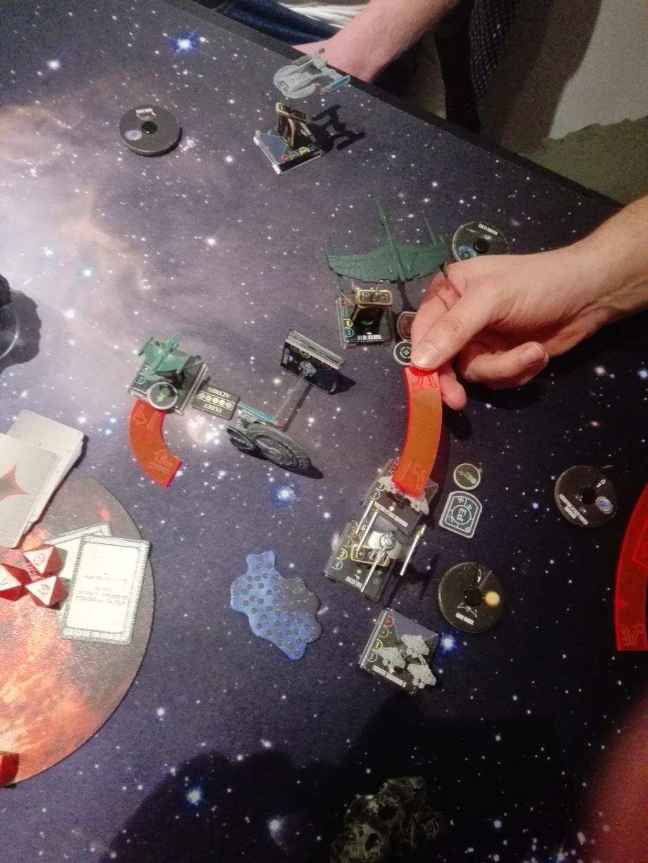 Gorn und Romulaner vs Föderation [150 Punkte] Img_2029